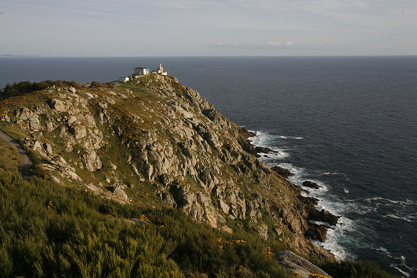 Cabo Fisterra.