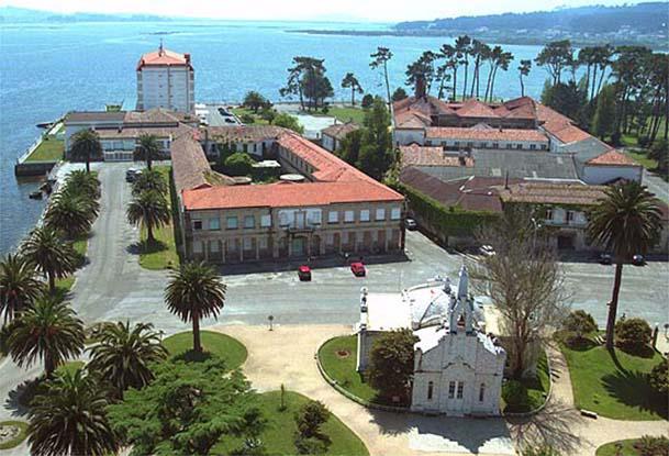 Capilla de San Caralampio, también conocida como de Las Conchas.