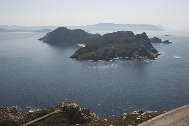 Isla Sur de Cíes.