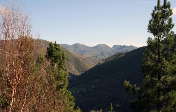 Montañas de Os Ancares. Foto: cortesía de Alberto Alonso.