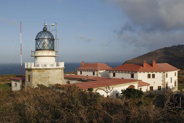Faro de Estaca de Bares (Mañón, A Coruña).