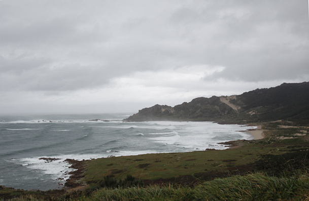 Playa do Trece.