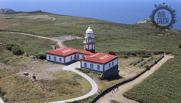 Faro de la isla de Ons.