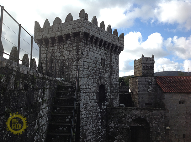 Castillo de Vimianzo.