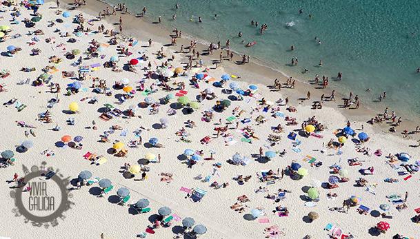 Playa de Silgar.