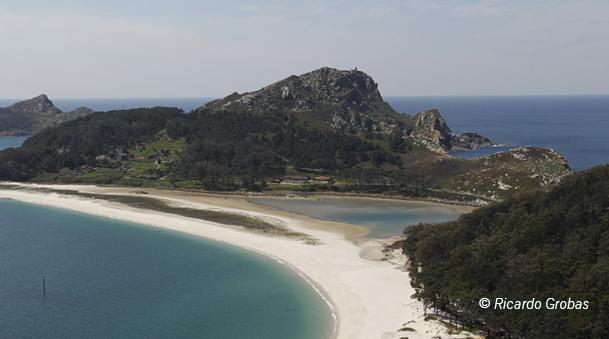Playa de Rodas.