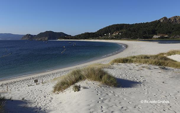 Playa de Rodas (Cíes)